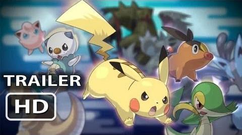 Pokémon Conquest Trailer