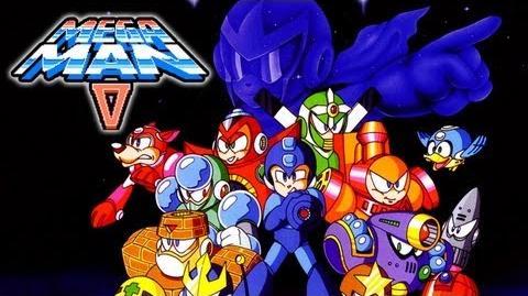 Mega Man 5 - Official Nintendo 3DS eShop trailer