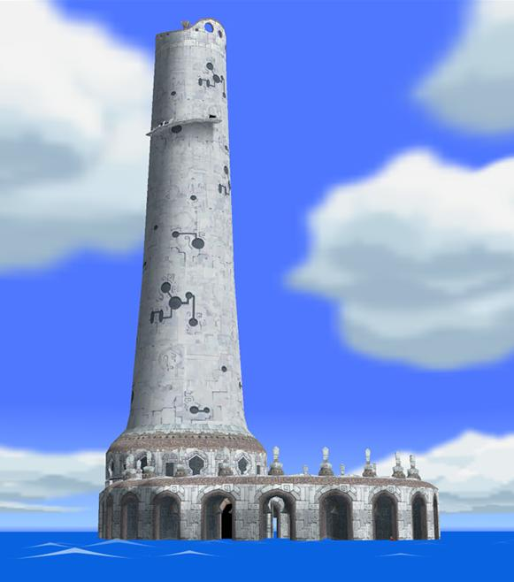 Tower of the Gods