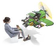 Nintendo Labo - Vehicle Kit - Artwork 09