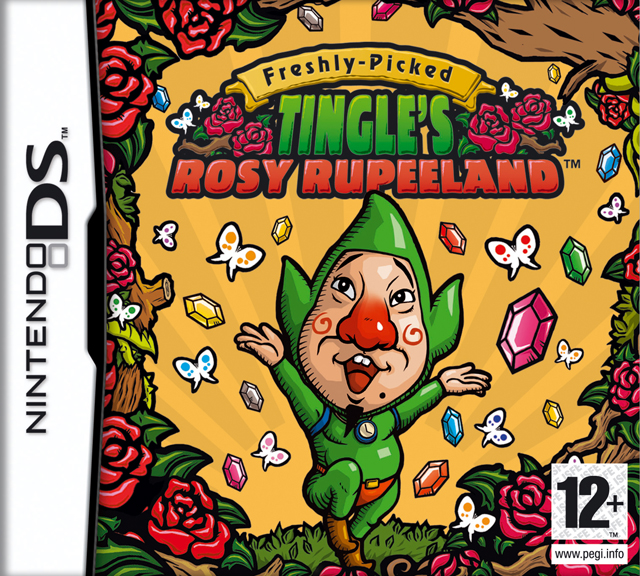 Freshly-Picked Tingle's Rosy Rupeeland