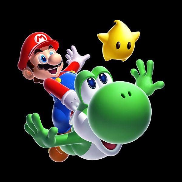 Super Mario Galaxy 2 Launch Center