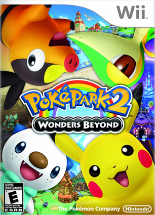 PokéPark 2: Wonders Beyond