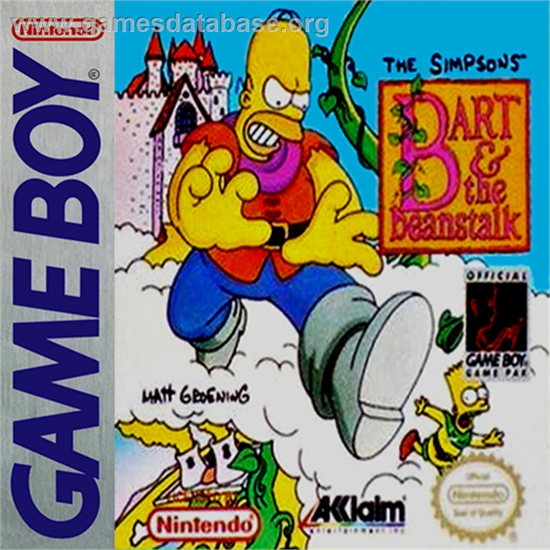 The Simpsons: Bart & the Beanstalk