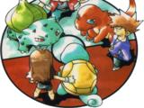 Beta de Pokémon Rojo y Verde