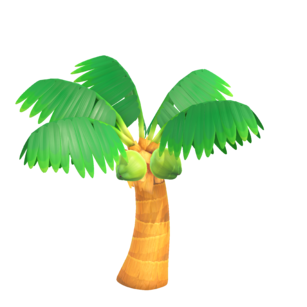 Animal Crossing New Horizons - Palm tree