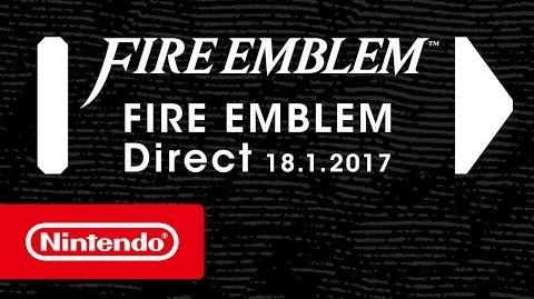 Meta dragon/Resumen del Fire Emblem Direct