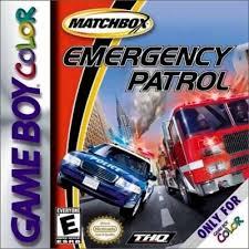 Matchbox: Emergency Patrol
