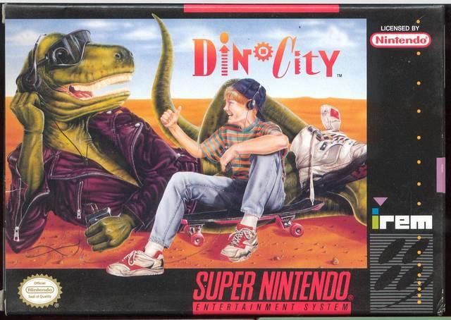DinoCity