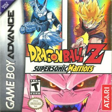 Dragon Ball Z Supersonic Warriors Nintendo Fandom