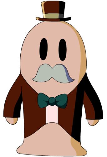 Mayor Blustergas