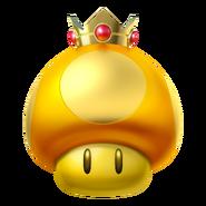 Super Mario Party - Item - Golden Mushroom