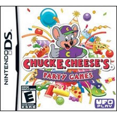 Chuck E Cheese's Party Games