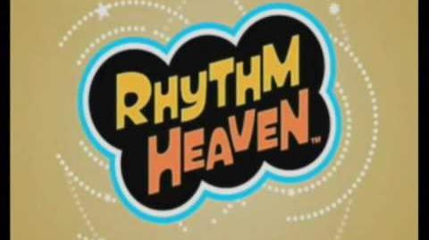 Rhythm Heaven - DS Launch Trailer
