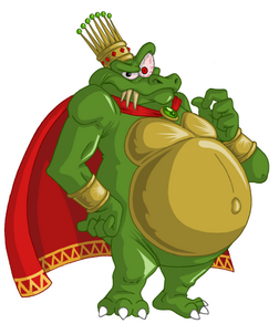King K Rool by Cotton gravy.png