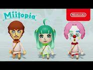 Miitopia – ¡Mii a punta pala! (Nintendo Switch)