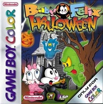 Baby Felix Halloween