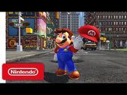 Super Mario Odyssey - Nintendo Switch Presentation 2017 Trailer-2