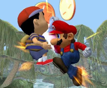 Super Jump Punch
