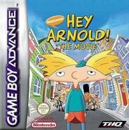 Hey Arnold GBA game