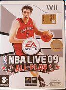 NBA Live 09 All-Play (ITA)