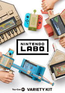 Nintendo Labo - Illustration - Variety Kit 02
