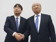 Shuntaro Furukawa & Tatsumi Kimishima