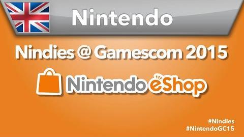 Luis gerar/Nintendo con motivo de la GamesCom 2015, difunde un vídeo de los indies que llegarán a la eShop