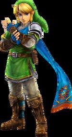WiiU HyruleWarriors Link01.png