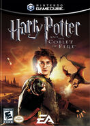 Harry Potter and the Goblet of Fire (GC) (NA)