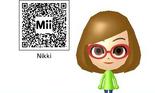 Nikki Mii QR Code