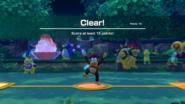 Super Mario Party - Challenger Road - Diddy Kong 49-33 screenshot