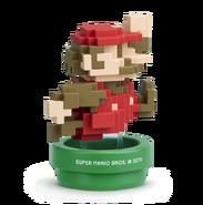 Amiibo - Mario 30th - Classic - Angle