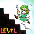 Solo DQIV Level-up