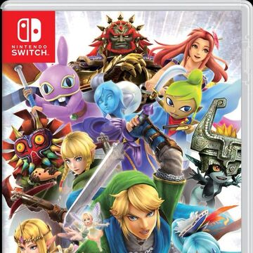 Hyrule Warriors Definitive Edition Nintendo Fandom