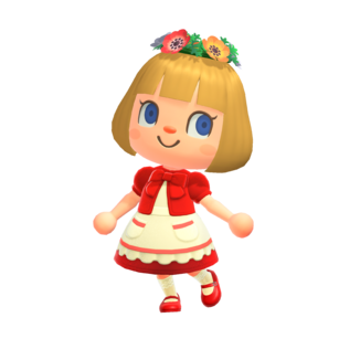 Animal Crossing New Horizons - Character artwork 02