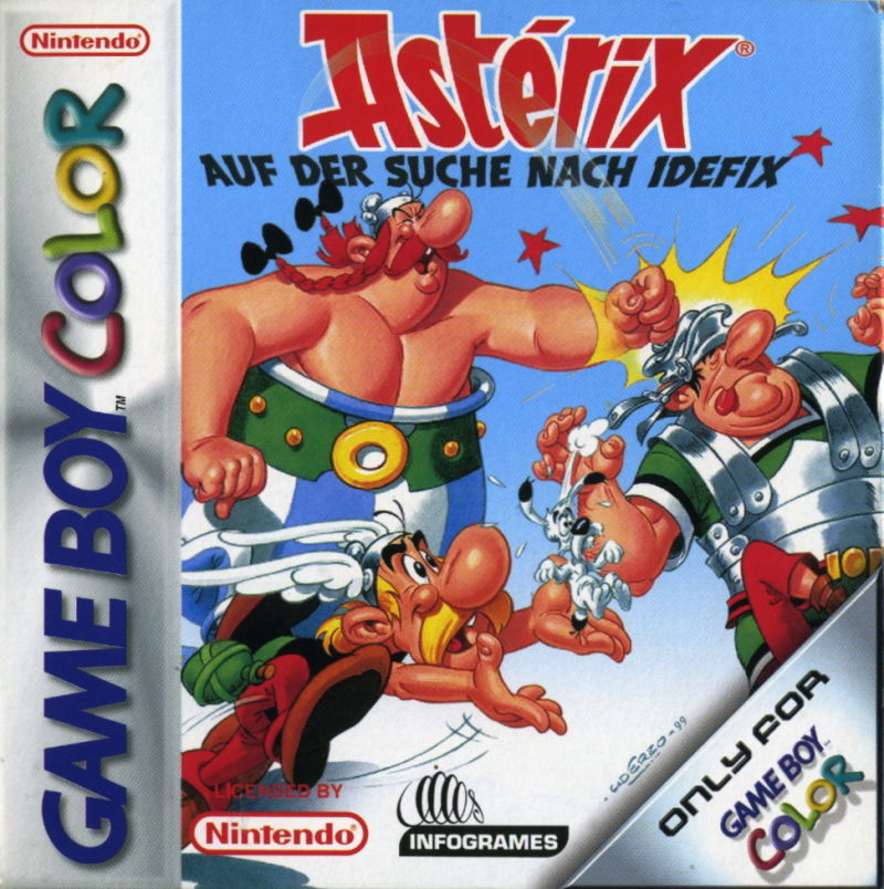Asterix: Search for Dogmatix