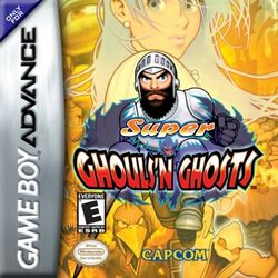 Super Ghouls 'n Ghosts (GBA)