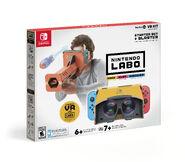 Nintendo Labo VR Kit Starter Set box