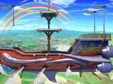 Rainbow Cruise (Super Smash Bros. Melee)