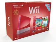Red Wii Bundle NA