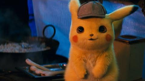 POKÉMON Detective Pikachu - Tráiler Oficial 1