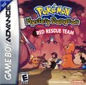 Pokemon Mundo Misterioso - Equipo de Rescate Rojo (NA)