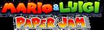 Mario Luigi Paper Jam logo.png