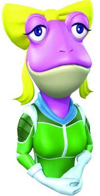 Amanda Toad
