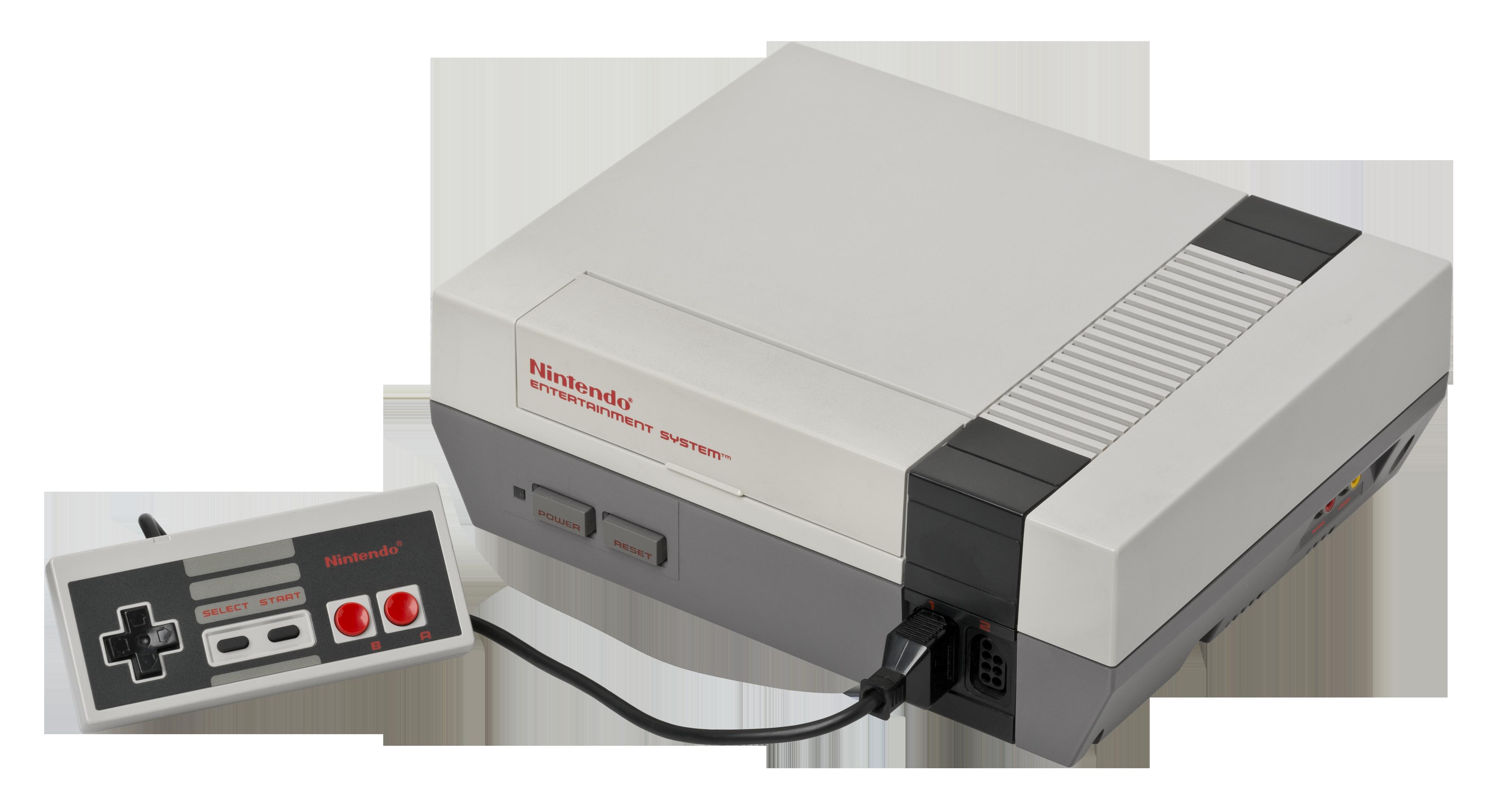 Nintendo Entertainment System Launch Titles
