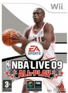 NBA Live 09 All-Play (UK)