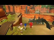 Sonic Boom- Rise of Lyric - ALL Unused voice clips