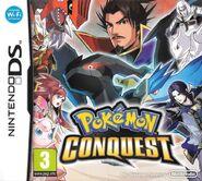 Pokemon Conquest (EU)