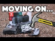 Bored Smashing - Wii U!